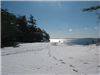 Fort Ebey in winter