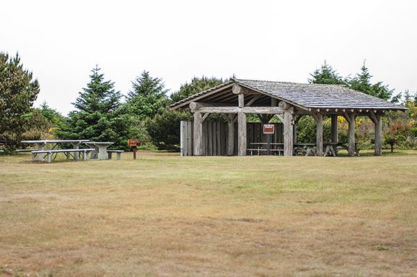 Griffiths Priday - picnic shelter