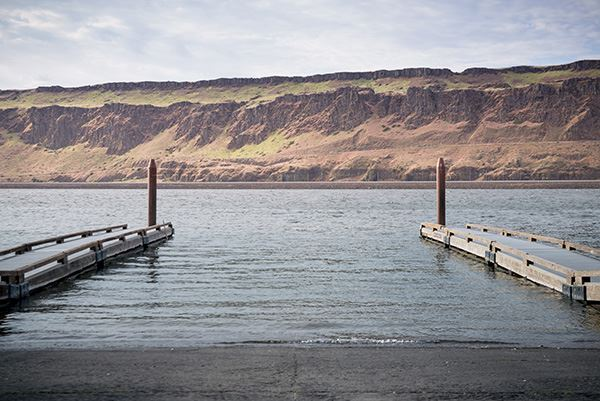 Maryhill boat launch