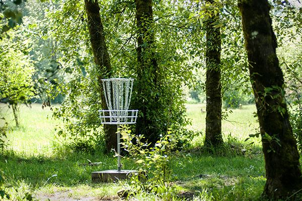 Paradise Point disc golf