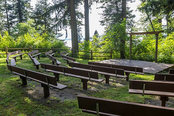 South Whidbey amphitheater