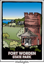 Fort Worden Icon