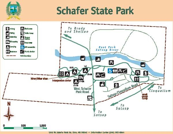 Schafer-State-Park-Map