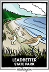Leadbetter Point icon