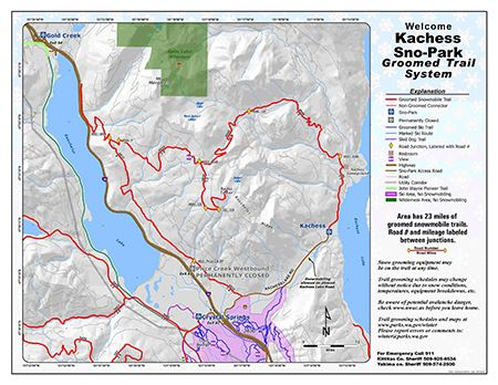 Kachess Map (PDF) Opens in new window