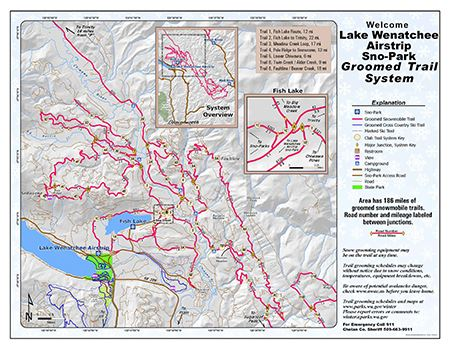Lake Wenatchee Airstrip Opens in new window