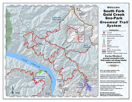 South Fork Gold Creek Opens in new window