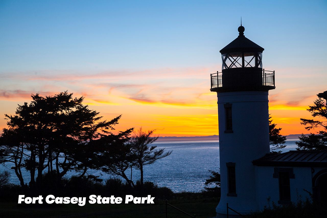 Fort Casey State Park