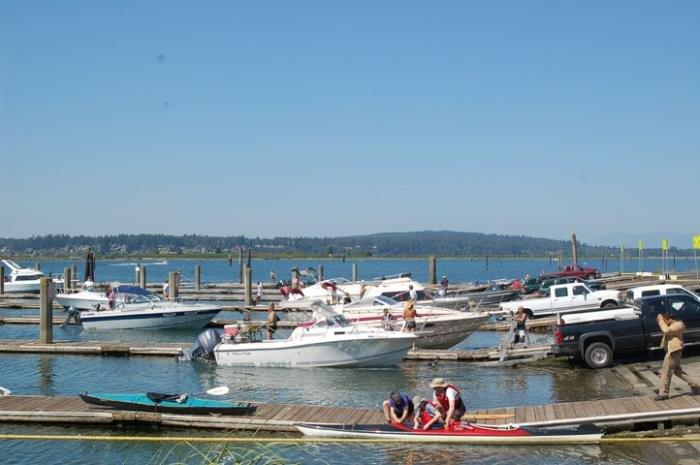 Everett Boat Launch