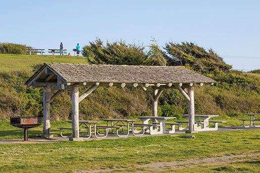 Joseph Whidbey picnic shelter
