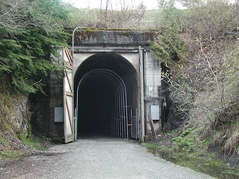 Iron Horse Snoqualmie Tunnel