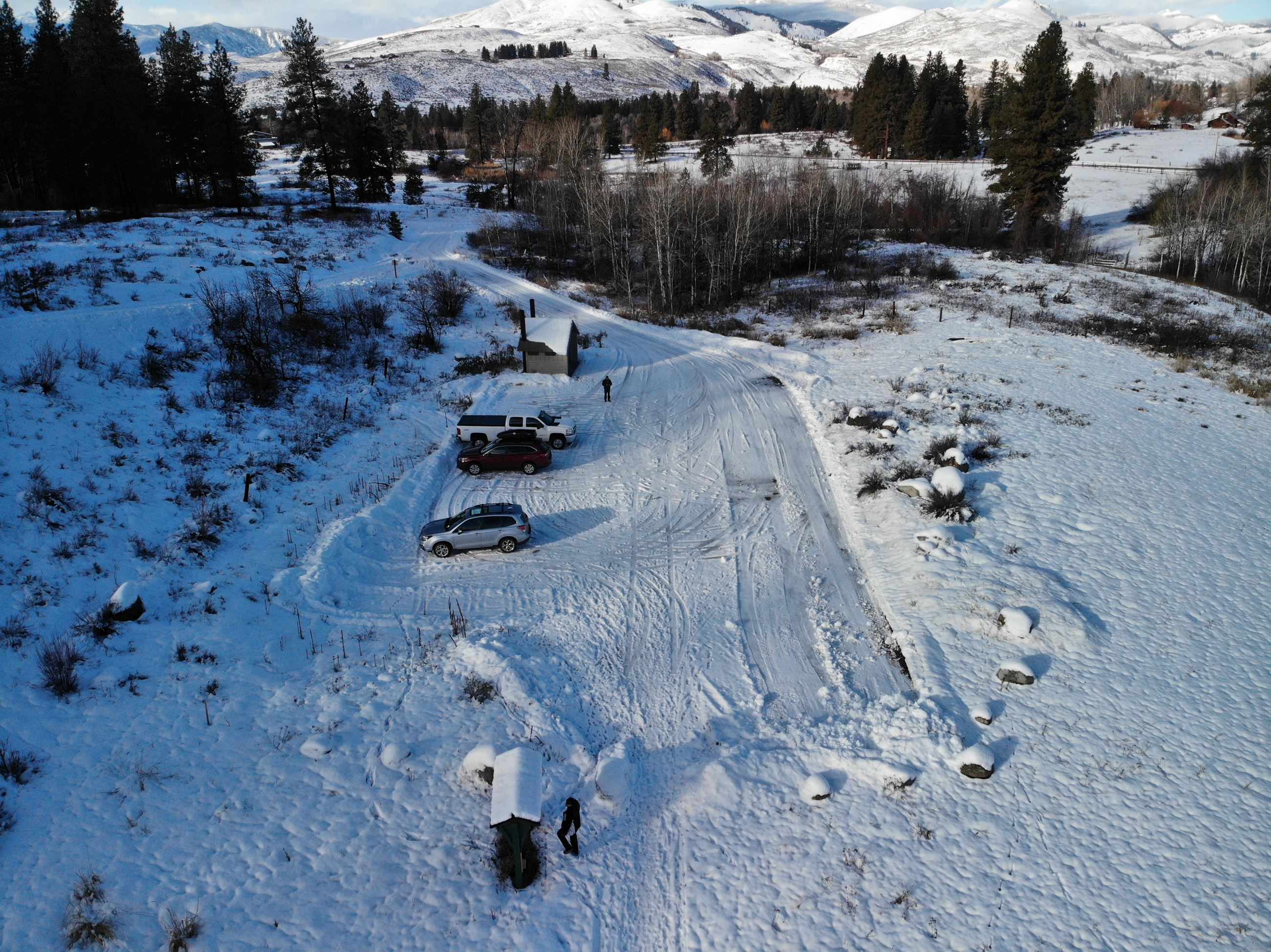 pearrygin lake lake creek snopark Opens in new window