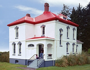 Assistant Lighthouse Keepers House